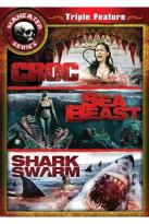 Maneater Series: Croc/Sea Beast/Shark Swarm