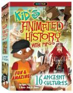 Kid's Animated History with Pipo: 16 Ancient Cultures