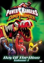 Power Rangers - Dino Thunder Vol. 1: Day of the Dino