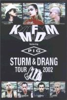 KMFDM - Sturm and Drang Tour 2002