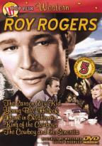 Roy Rogers - 5 Movies Vol 2