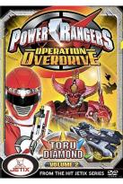 Power Rangers: Operation Overdrive: Vol. 2: Toru Diamond