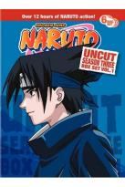 Naruto Uncut Box Set: Season Three, Vol. 1
