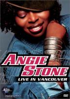 Angie Stone - Live in Vancouver: Music in High Places