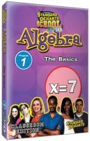Standard Deviants - Algebra Module 1: The Basics