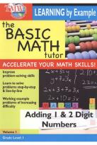 Basic Math Tutor: Adding 1 & 2 Digit Numbers