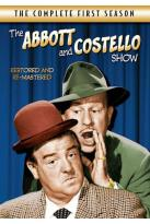 Abbott and Costello Show - The Complete First Season