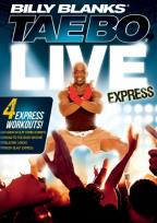 Billy Blanks: Tae Bo Live Express