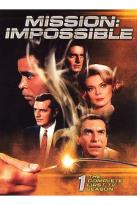 Mission Impossible - The Complete First Season