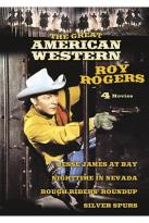 Great American Western - Vol. 25 - 4 Movies