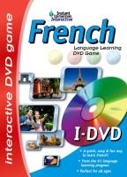 Instant Immersion Interactive: French Language Learning DVD Game