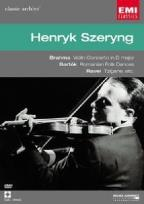 Henryk Szeryng - Brahms: Violin Concerto in D Major