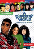 Different World - The Complete First Season