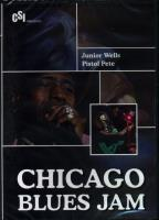 Chicago Blues Jam - Junior Wells/Pistol Pete