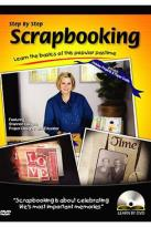 Learn By DVD - Step By Step: Scrapbooking