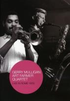 Gerry Mulligan/Art Farmer Quartet: Live in Rome 1959