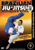 Brazilian Jiu Jitsu, Vol. 3: Sweeps & Reversals