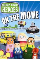 Higglytown Heroes: Heroes On The Move