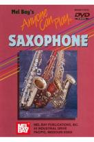 Anyone Can Play Saxophone