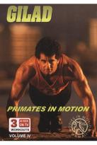 Gilad: Bodies In Motion - Vol. IV - Primates In Motion