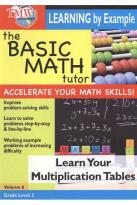 Basic Math Tutor: Learn Your Multiplication Tables