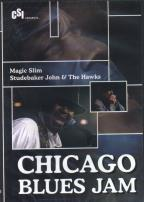 Magic Slim/Studebaker John & The Hawks - Chicago Blues Jam