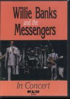 In Concert - Banks, Willie & Messengers