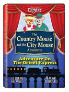 Country Mouse and the City Mouse Adventures - Adventures on the Orient Express