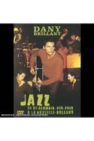 Dany Brillant: Jazz de St Germain-Des-Pres a La Nouvel