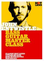 John Entwistle - Bass Guitar Master Class