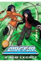 Air Gear - Vol. 3: A New Legacy
