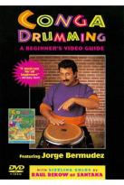 Jorge Bermudez: Conga Drumming - A Beginner's Video Guide
