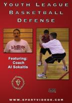 Youth League Basketball: Defense