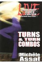 Broadway Dance Center: Turns & Turn Combos
