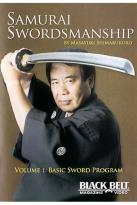 Samurai Swordsmanship - Vol. 1: Basic Program