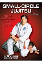 Small - Circle Jujitsu, Vol. 4 Tendon Tricep, Armbars & Arm Locks by Wally Jay