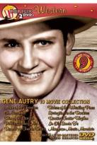 Gene Autry - 10 Movie Westerns