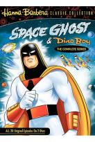 Space Ghost and Dino Boy - The Complete Series