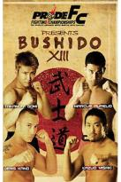 PRIDE Fighting Championships - Bushido: Volume 13
