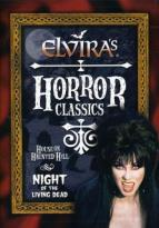 Elvira's Box of Horror Classics - House on Haunted Hill / Night of the Living Dead