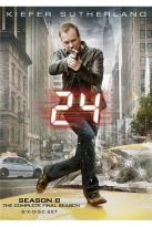 24 - The Complete Eighth Season