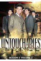 Untouchables - The Complete Second Season Volume Two