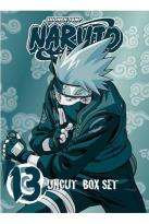 Naruto Uncut - Box Set Vol. 13