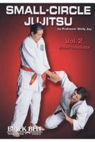 Small - Circle Jujitsu, Vol. 2: Intermediate by Wally Jay