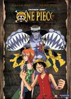 One Piece - Season 1 - Third Voyage