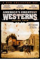 Great American Western Collector's Set, Vol. 4