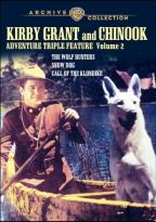 Kirby Grant & Chinook: Adventure Triple Feature, Vol. 2