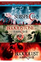 Subspecies/Bloodstone: Subspecies II/Bloodlust: Subspecies III