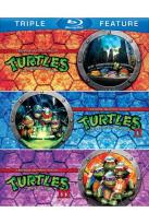 Teenage Mutant Ninja Turtles Triple Feature
