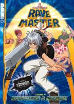 Rave Master - Volume 4: Mountains And Madmen